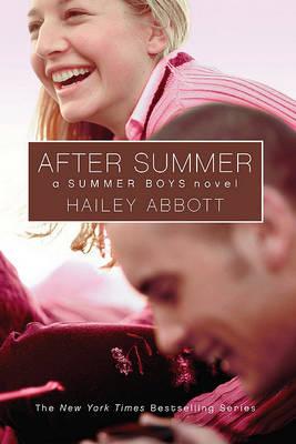 After summer : a summer boys novel