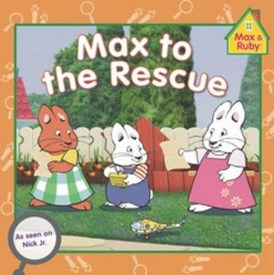 Max to the rescue.