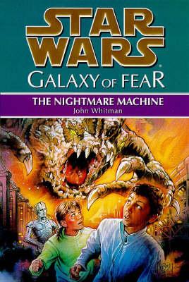 The nightmare machine   TheBookSeekers