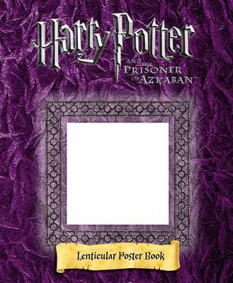Harry Potter 3 : transforming pictures book.