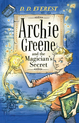 Archie Greene and the Magician's Instruction | TheBookSeekers