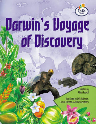 Darwin's voyage of discovery