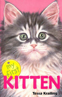 My first kitten