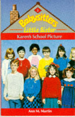 Karen's school picture.