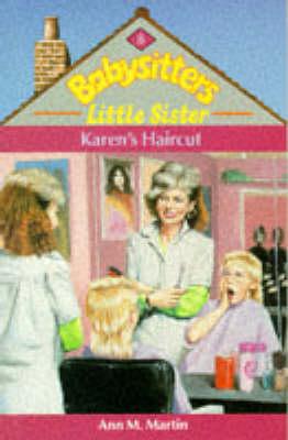 Karen's haircut.