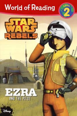 Ezra and the Pilot | TheBookSeekers