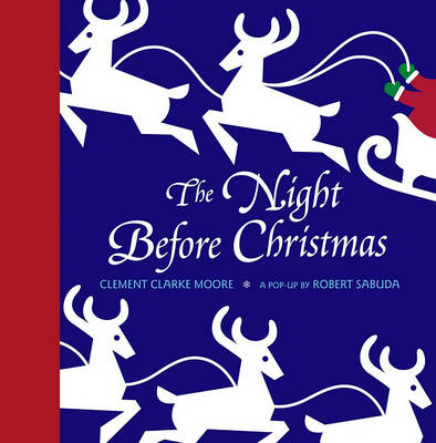 The Night Before Christmas Pop-up
