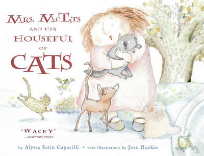 Mrs. McTats and Her Houseful of Cats