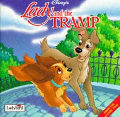 Disney's lady and the tramp.