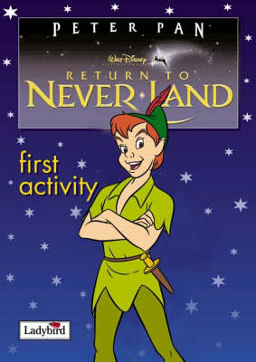 Return to Never Land first activity.
