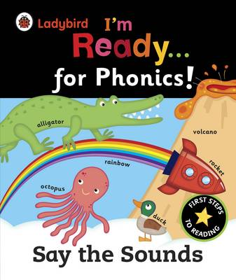 I'm ready for phonics : say the sounds