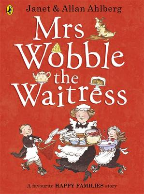Mrs Wobble the waitress | TheBookSeekers