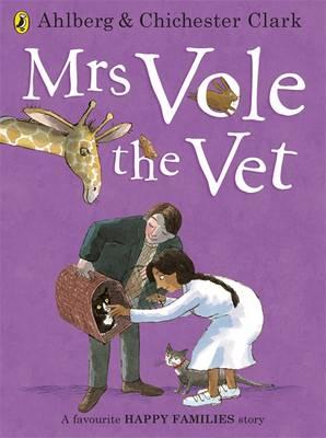 Mrs Vole the vet