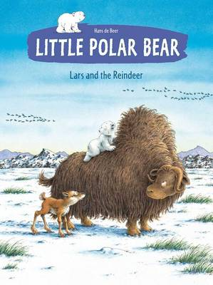 Little polar bear and the reindeer | TheBookSeekers