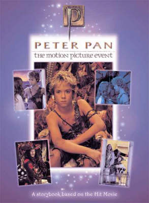 Peter Pan : a storybook based on the hit movie by Namrata Tripathi