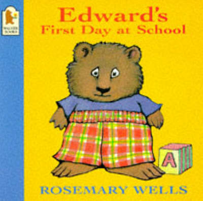 Edward's first day at school. | TheBookSeekers