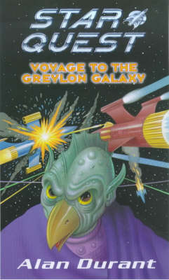 Voyage to the Greylon Galaxy