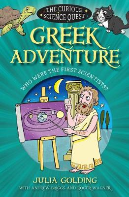 Greek adventure : who were the first scientists?