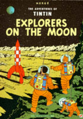 Explorers on the Moon.