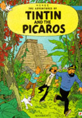Tintin and the Picaros.
