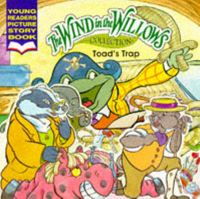Toad's trap : picture storybook