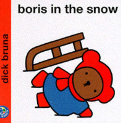 Boris in the snow