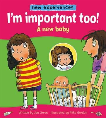 I'm still important! : a new baby