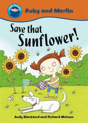 Save that sunflower!