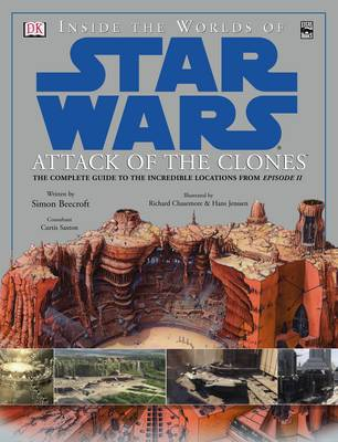 Inside the worlds of Star wars attack of the clones | TheBookSeekers