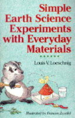 Simple earth science experiments with everyday materials