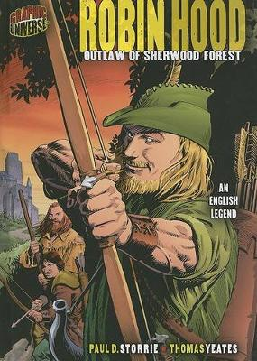Robin Hood : outlaw of Sherwood Forest