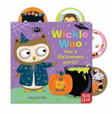 Wickle Woo has a halloween party!