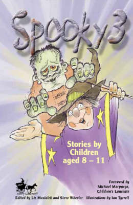 Spooky 3 : stories by children aged 8-11