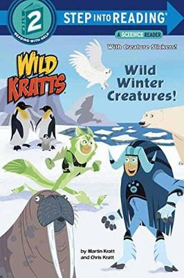 Wild winter creatures!