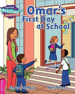 Omar's first day at school