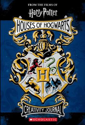 Houses of Hogwarts : creativity journal