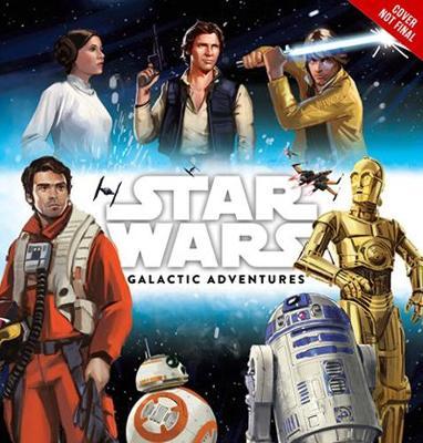 Galactic adventures. | TheBookSeekers
