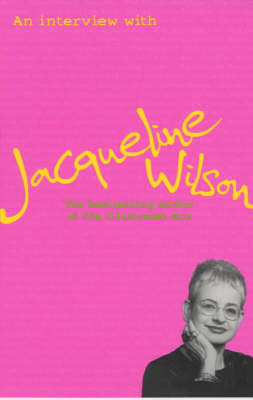 An interview with Jacqueline Wilson