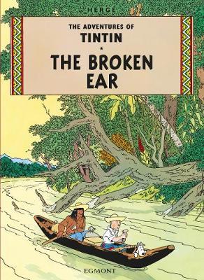 The Broken Ear   TheBookSeekers