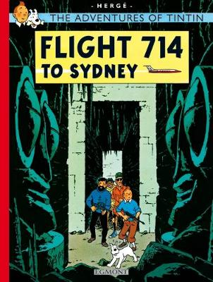 Tintin and Flight 714 to Sydney
