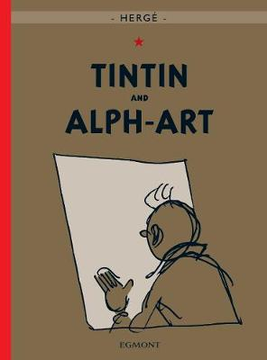 Tintin and Alph-Art | TheBookSeekers