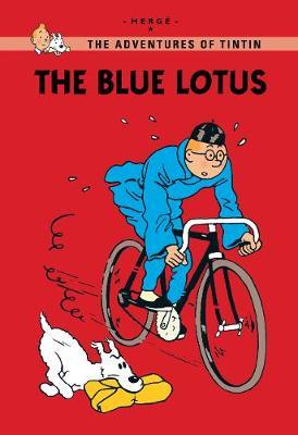The blue lotus | TheBookSeekers