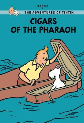 Cigars of the pharaoh | TheBookSeekers