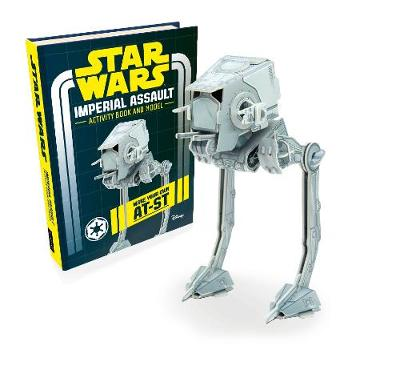 Star Wars Rogue One book and model : make your own U-Wing
