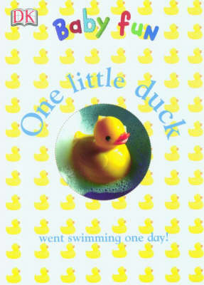 One little duck.