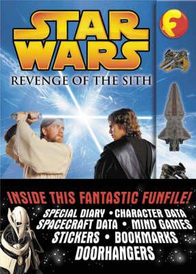 Star Wars, episode III funfax.