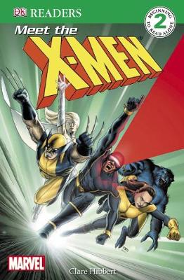 Meet the X-Men | TheBookSeekers