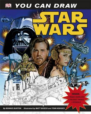 You can draw Star Wars | TheBookSeekers