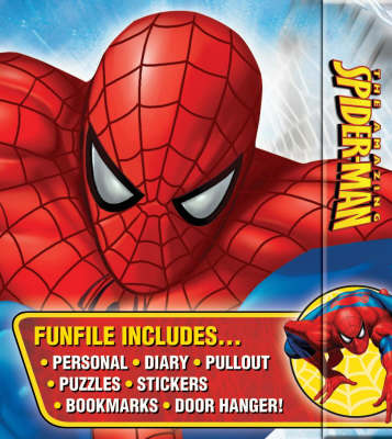 The amazing Spider-Man : funfile.