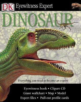 Dinosaur : everything you need to become an expert